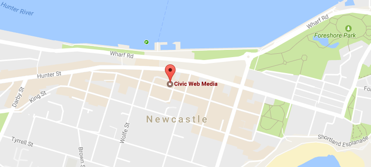 Civic Web Media, Newcastle