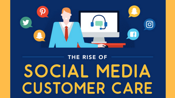 The importance of social media customer care