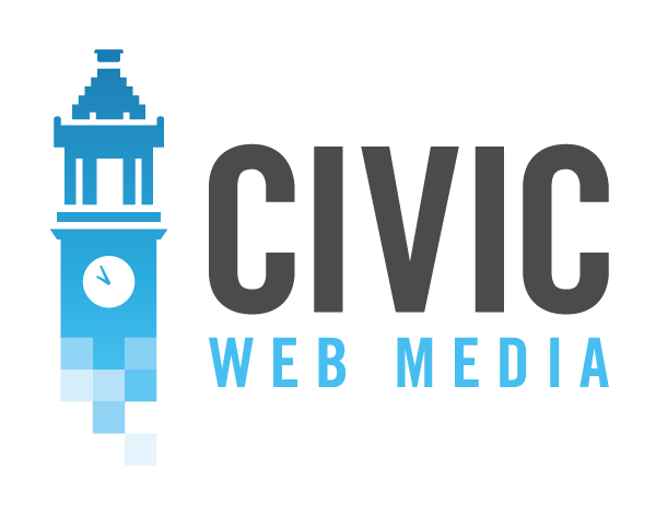 Civic Web Media Logo
