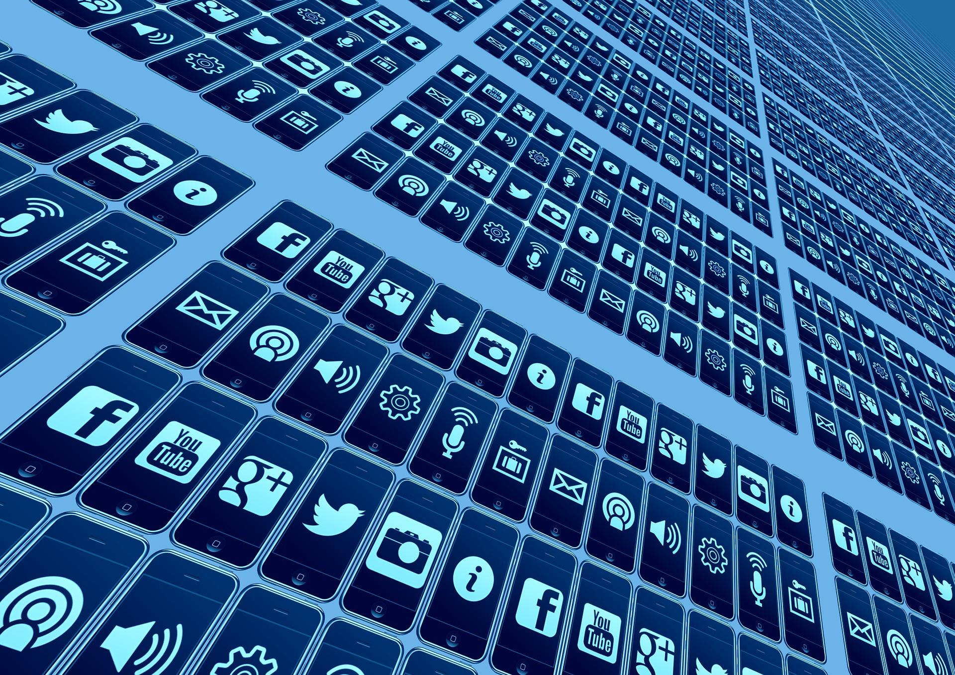 Top social media sites 2020