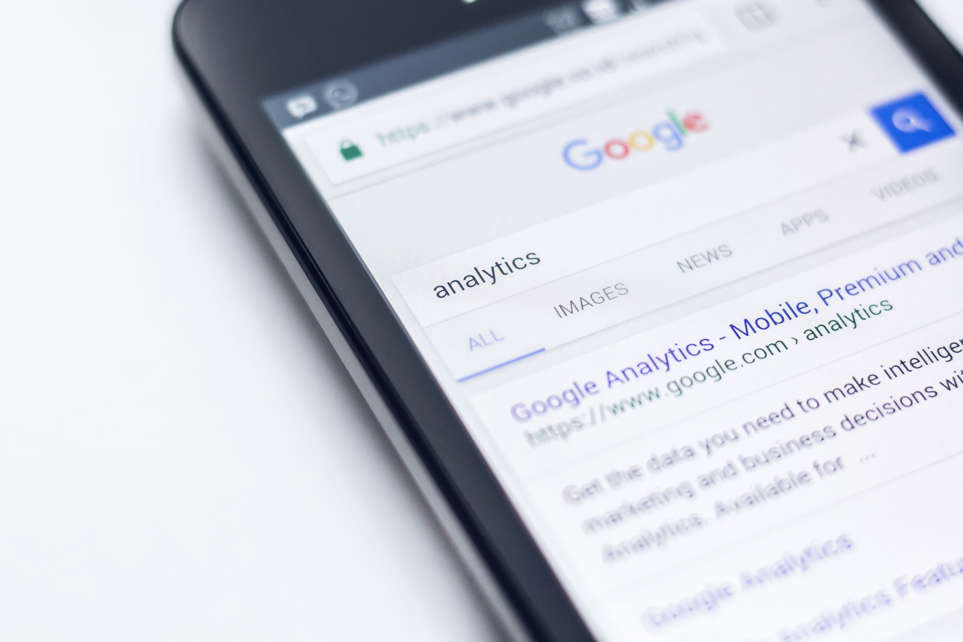 SEO 2020: mobile first sites