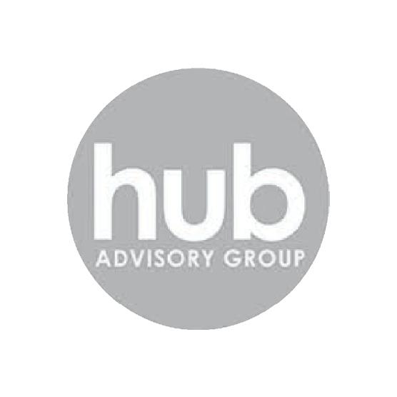 Hub finance advisory website